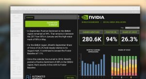 NVIDIA and Tableau