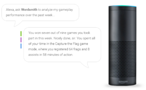 Amazon Alexa - Video Games Activision