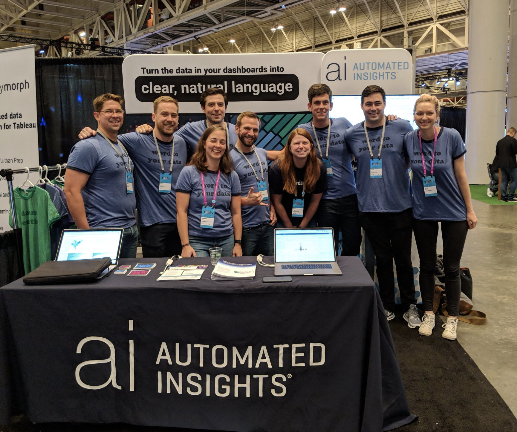 Top Takeaways from Tableau Conference 2018 | Automated Insights