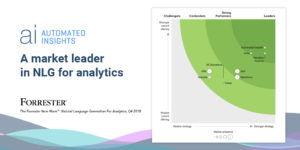 Automated Insights Forrester New Wave